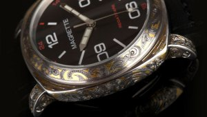 The-Magrette-Taniwha-Engraved-Gold-Inlay-Wristwatch-1